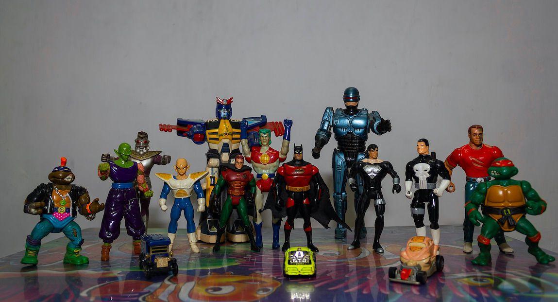 Erinnerungen 90er