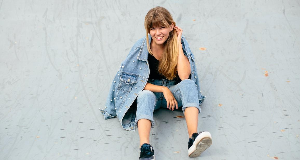 Mode 90er-Mädchen