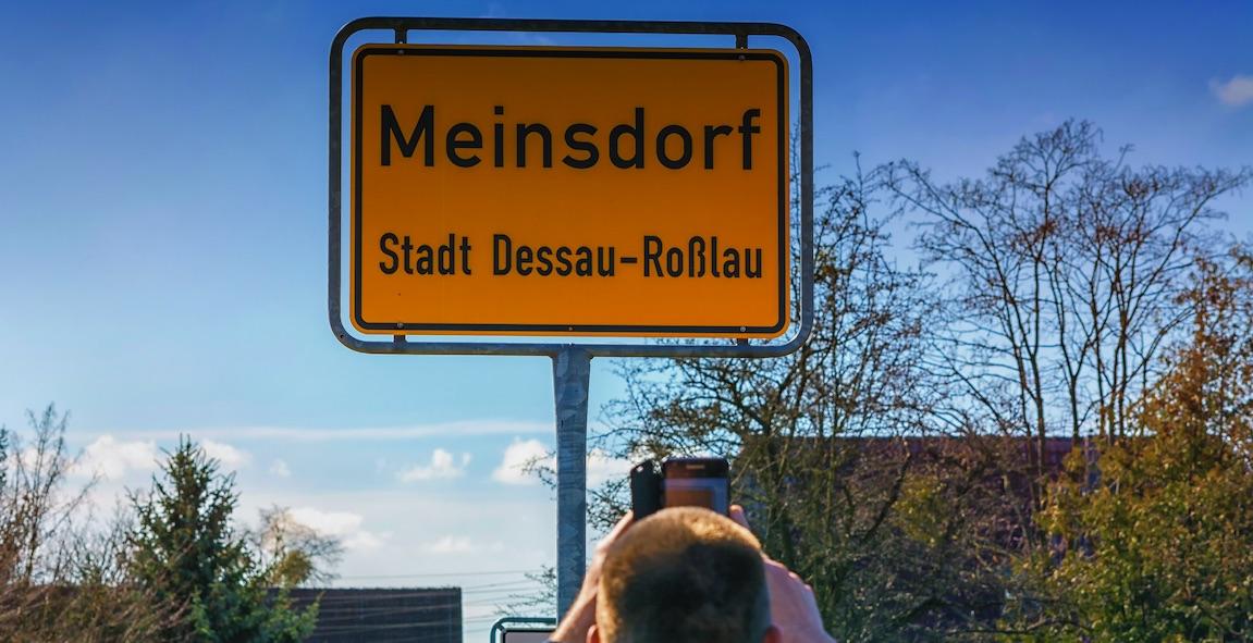 Ortsnamen Deutschland