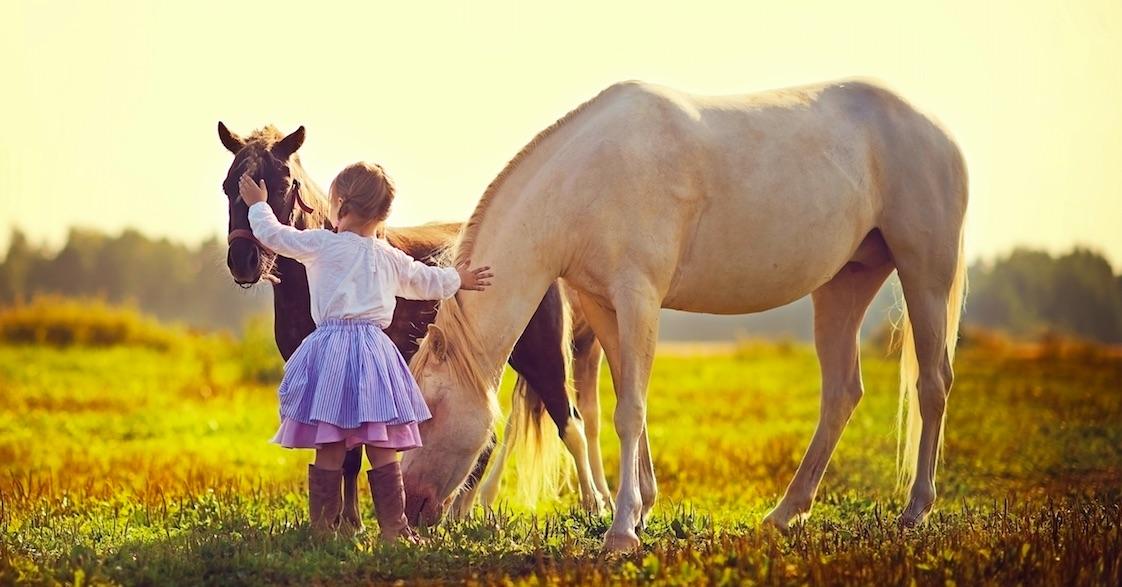 Wenn diese 18 Dinge auf dich zutreffen, dann warst du ein Pferdemädchen.
