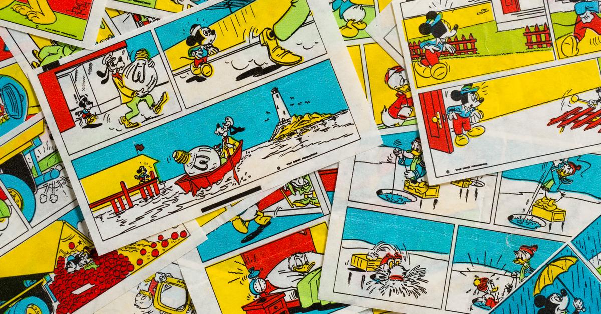 Wir sagen euch, warum sich Micky Maus und Donald Duck im Comic nie begegnet sind!