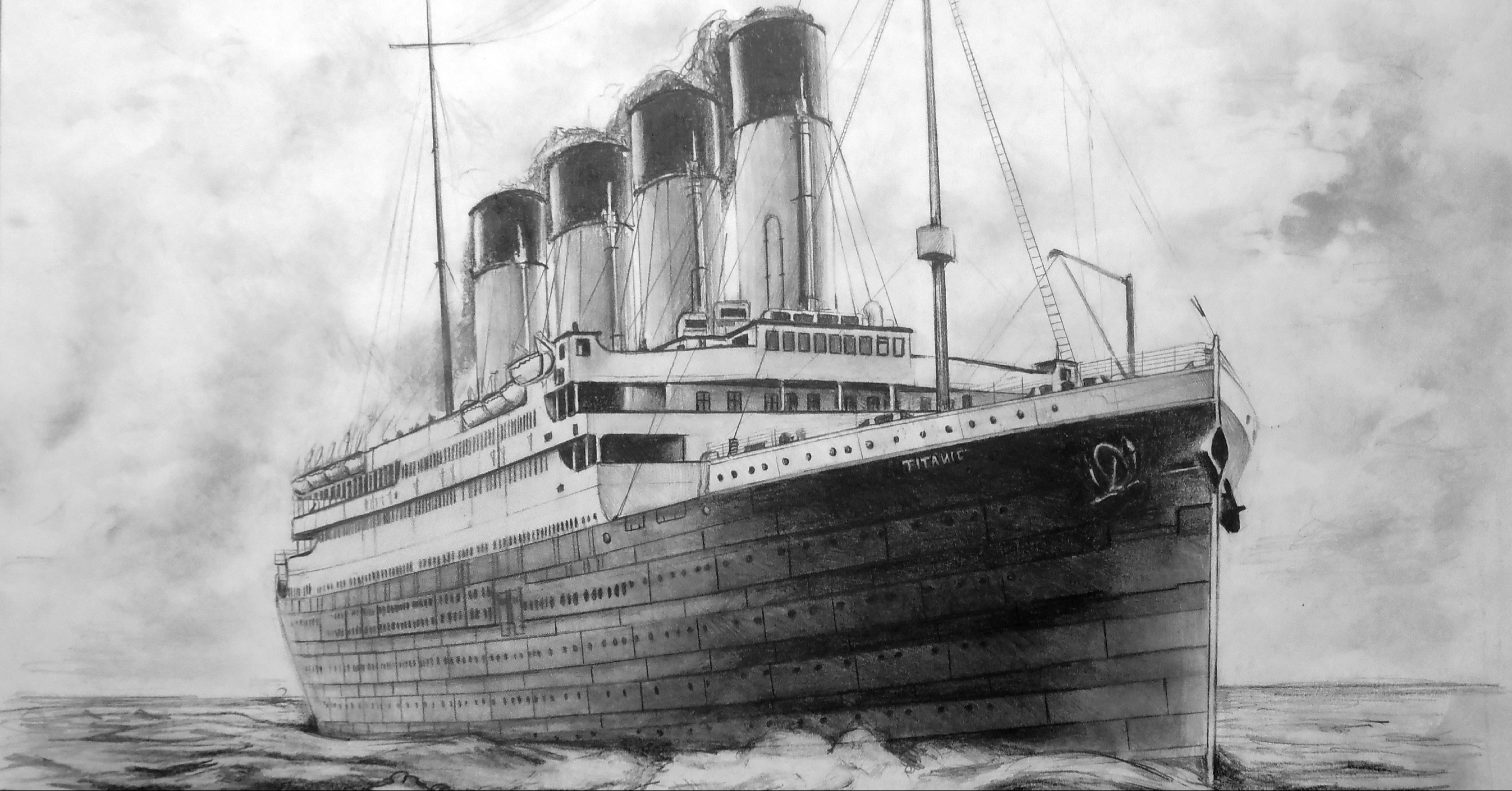22 Fakten rund um die Titanic