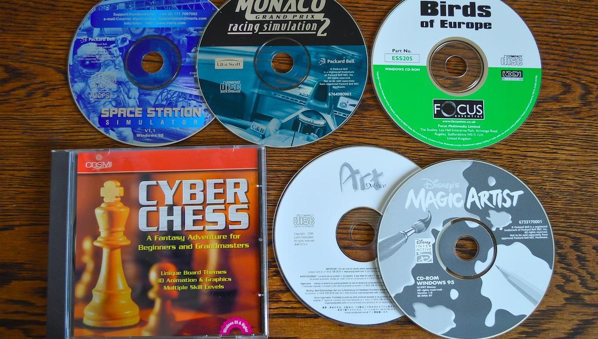 20 Dinge aus den 90ern und frühen 2000ern, die wir schon fast wieder vergessen hatten