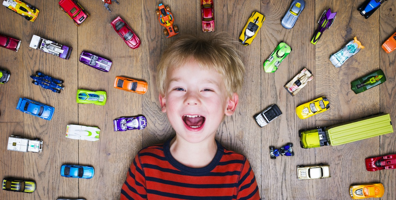 10 Spielzeuge, die jedes 80er-Kind im Kinderzimmer hatte!