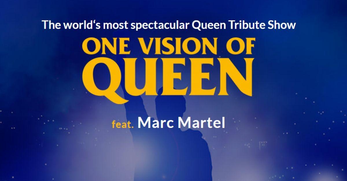 Die beste Queen Tribut Show der Welt