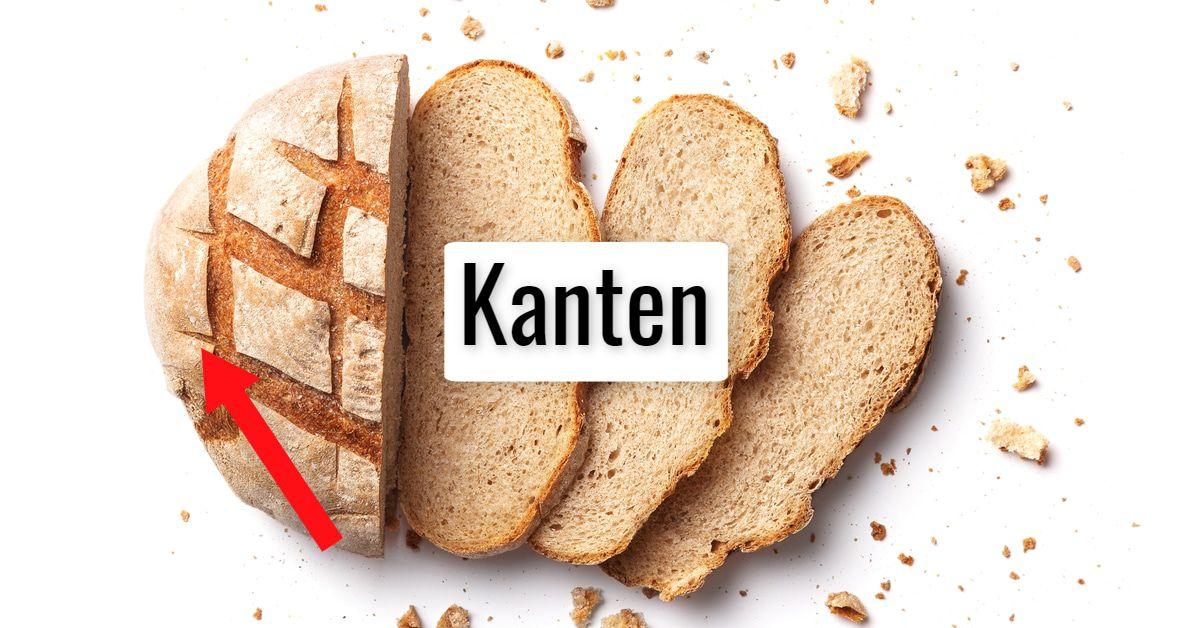 Endstück vom Brot