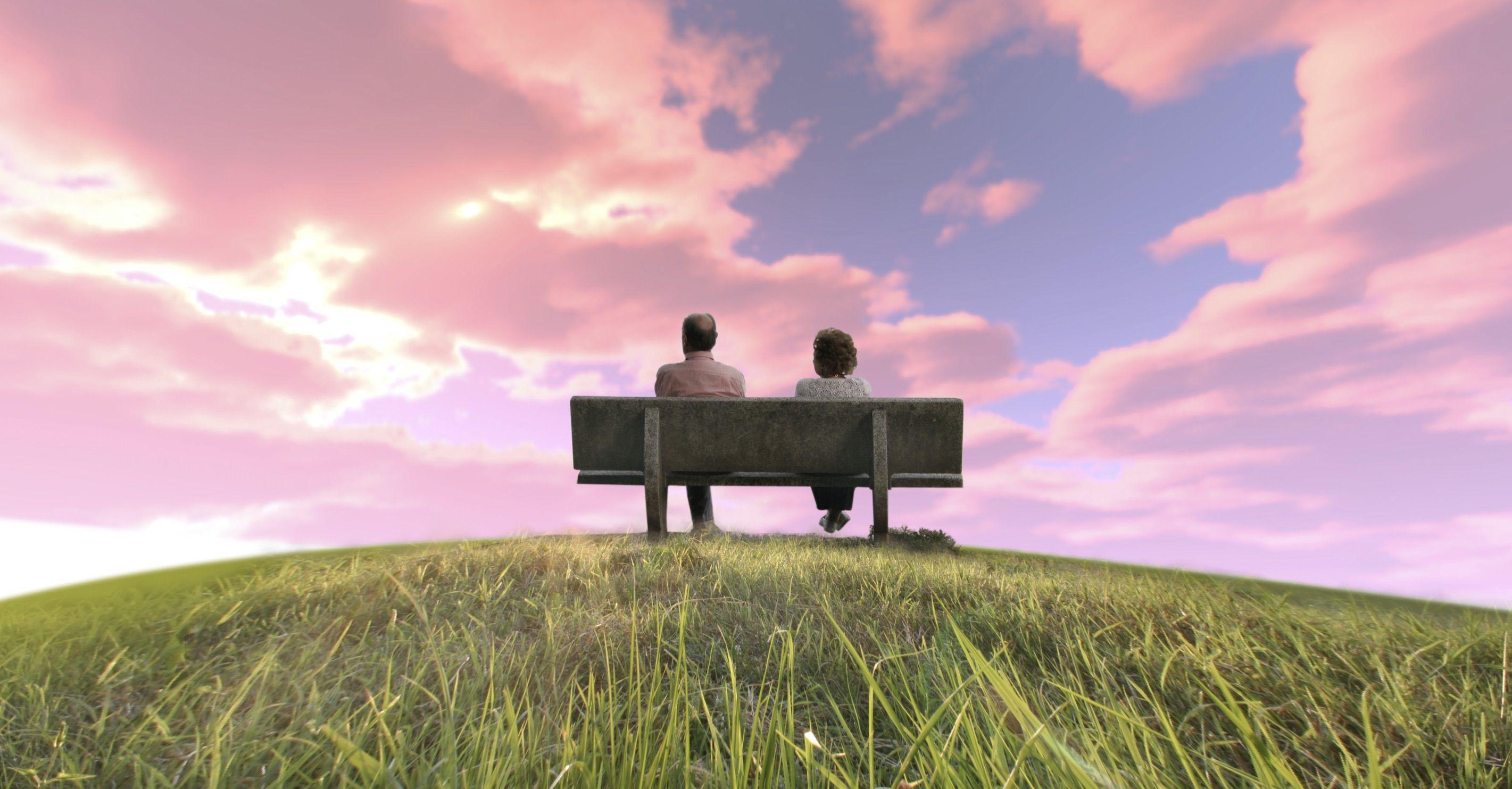 21 Paare beweisen, dass Zeit echter Liebe nichts anhaben kann!