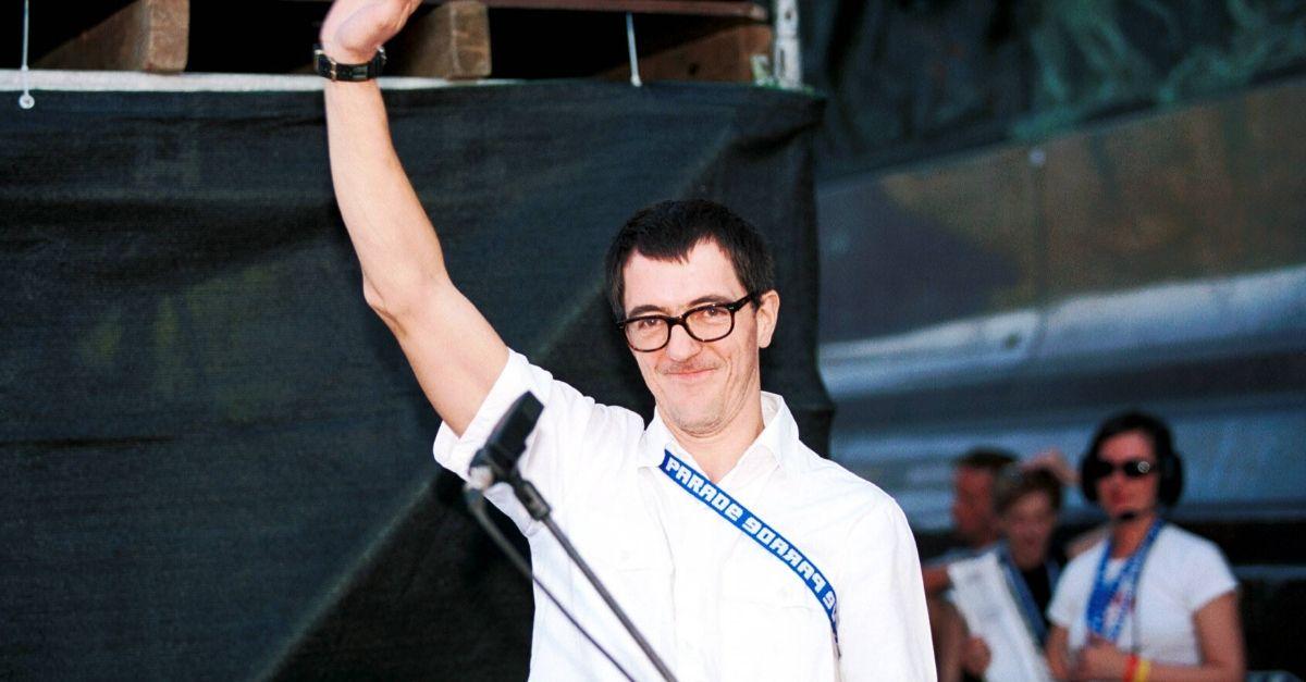Dr. Motte auf der Loveparade