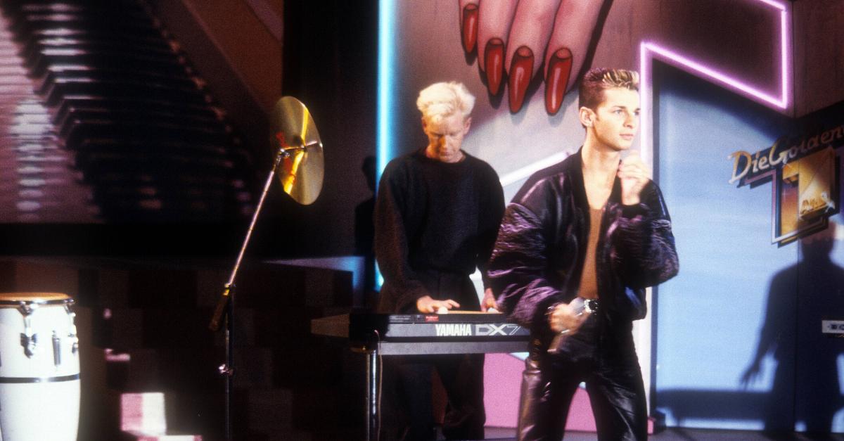 Depeche Mode im Jahr 1990