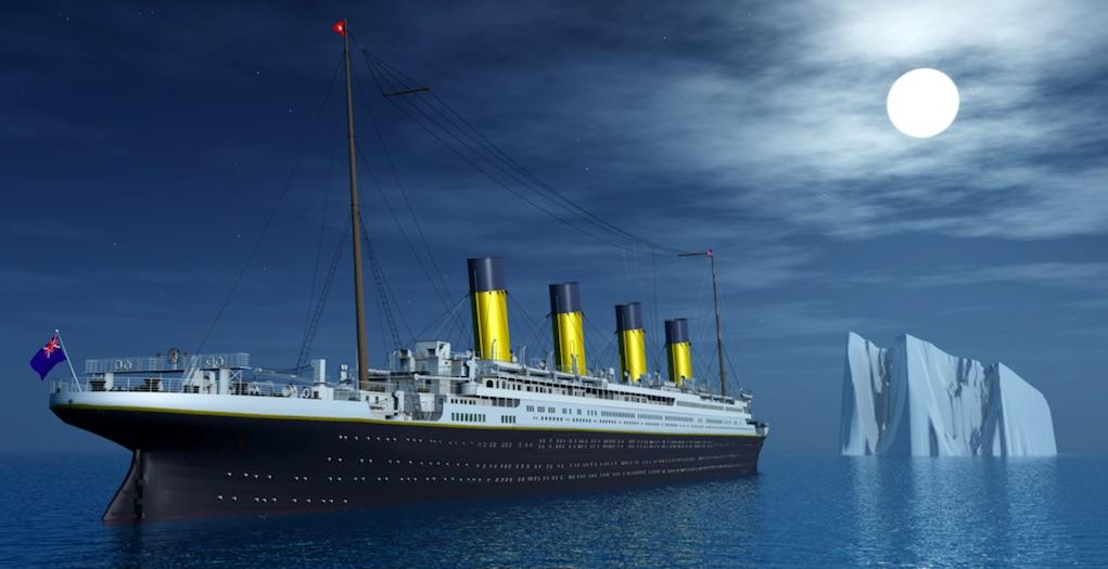 Fakten zum Untergang der Titanic